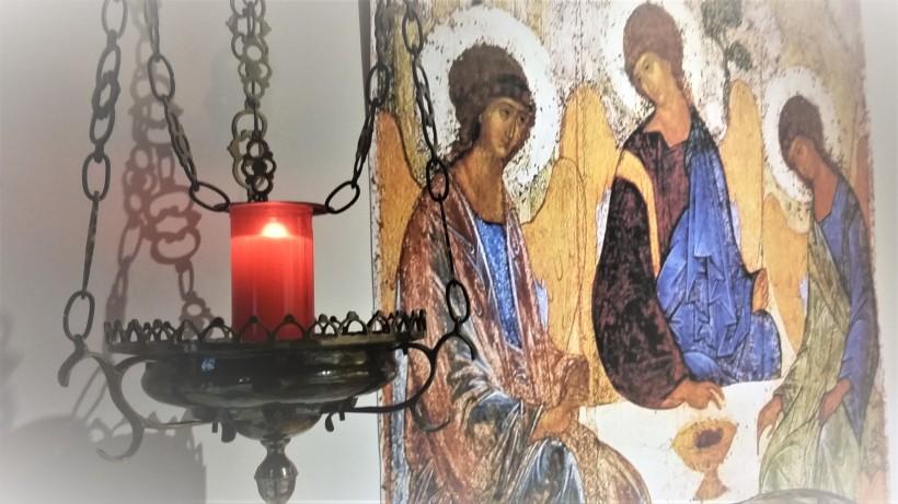 La lamparita del sagrario