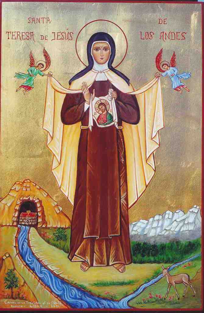 Teresa dos Andes 2